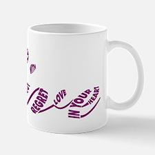 Laugh in Violet Mug