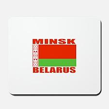 Minsk, Belarus Mousepad