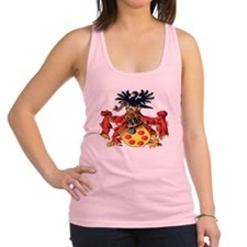 Medici Coat of Arms Racerback Tank Top