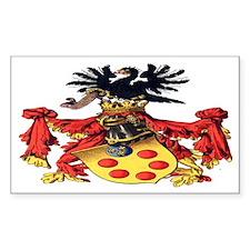 Medici Coat of Arms Decal