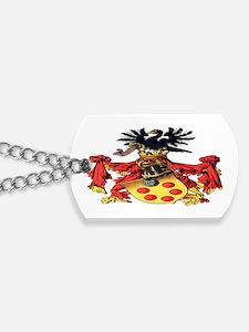 Medici Coat of Arms Dog Tags
