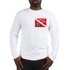 Rescue Diver Long Sleeve Shirt