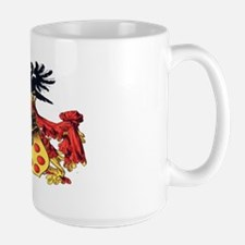 Medici Coat of Arms Mug