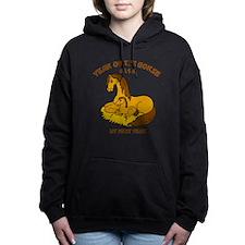 horseA35light Hooded Sweatshirt