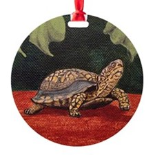 StephanieAM Tortoise Ornament