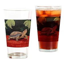 StephanieAM Tortoise Drinking Glass