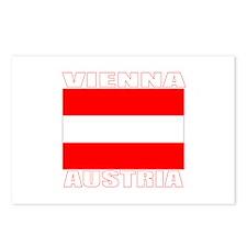 Vienna, Austria Postcards (Package of 8)