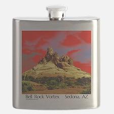 Bell Rock Vortex Sedona, AZ  (BRV6) Flask