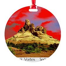 Bell Rock Vortex Sedona, AZ  (BRV6) Ornament