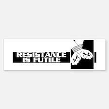 Resistance Sticker (Bumper)