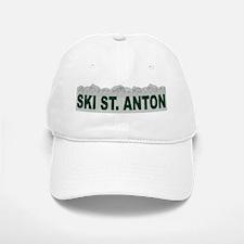 Ski St. Anton, Austria Baseball Baseball Cap