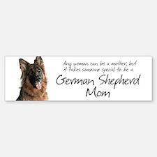 Shepherd Mom Bumper Bumper Bumper Sticker
