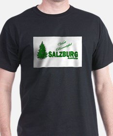 Visit Beautiful Salzburg, Aus T-Shirt