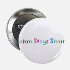 """Boston Stays Strong 2014 2.25"""" Button (10 pack)"""