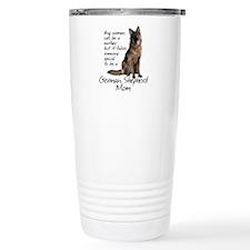 Shepherd Mom Travel Mug