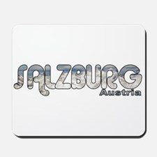 Salzburg, Austria Mousepad