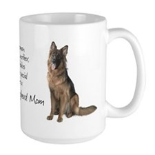 Shepherd Mom Mugs
