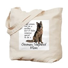 Shepherd Mom Tote Bag