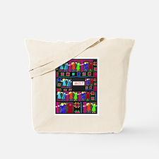 Sister's Dance Tote Bag
