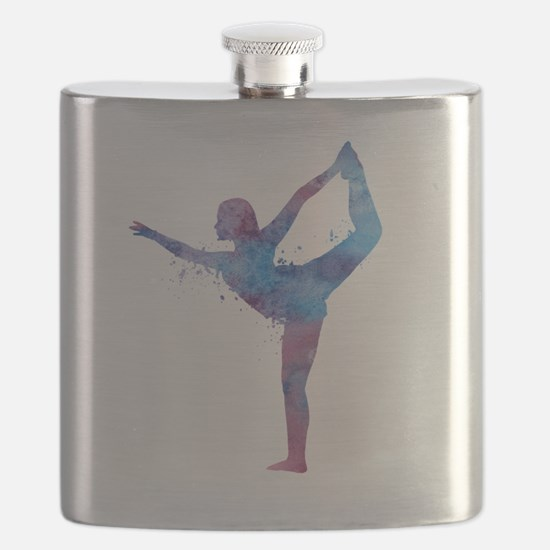 Unique Buddha baby Flask