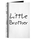 Little Brother (Black Text) Journal