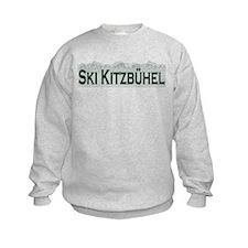 Ski Kitzbuhel, Austria Sweatshirt