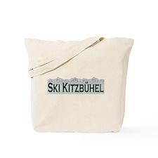 Ski Kitzbuhel, Austria Tote Bag