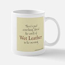 Wet Leather Mug