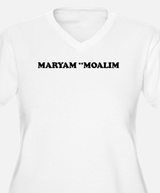 MARYAM **MOALIM T-Shirt