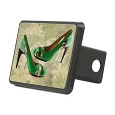Green with Envy Pumps copy Hitch Cover