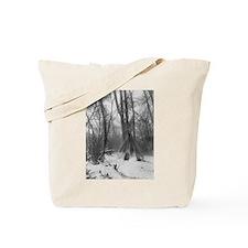 Forest Tipi Tote Bag