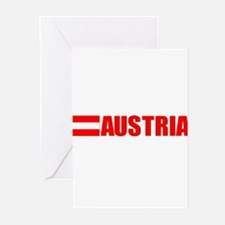 Austria Greeting Cards (Pk of 10)