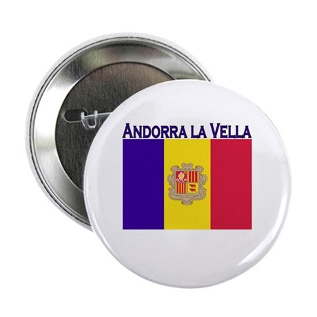 "Andorra La Vella 2.25"" Button (100 pack)"