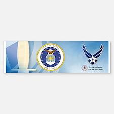 The USAF Remembers Bumper Bumper Bumper Sticker