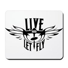 Disc Golf apparel and accessories Mousepad