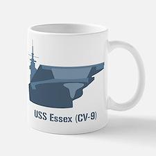 Funny Uss essex Mug