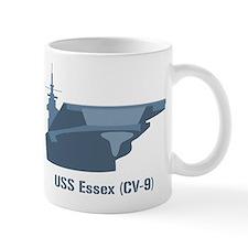 Unique Uss essex Mug
