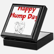 Happy Hump Day Keepsake Box