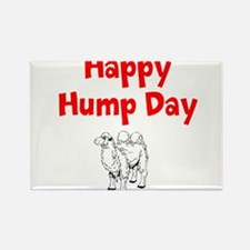 Happy Hump Day Magnets