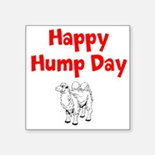 Happy Hump Day Sticker