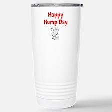 Happy Hump Day Travel Mug