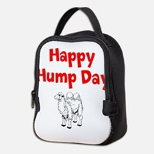 Happy Hump Day Neoprene Lunch Bag