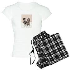 Patterdale Terrier pajamas