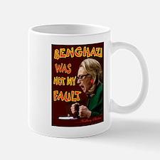 OBAMA SUBWAY Mugs
