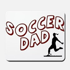 Soccer Dad (daughter) Mousepad