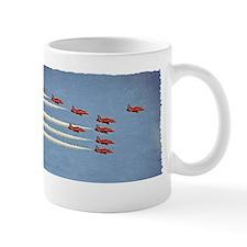 red arrows Mugs