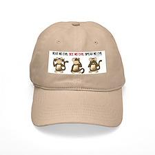 Hear No Evil... Baseball Cap