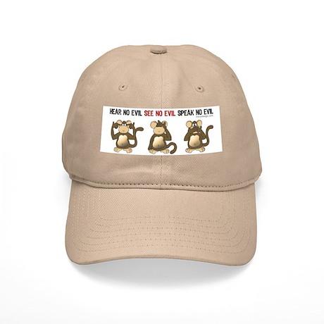 Hear No Evil... Cap