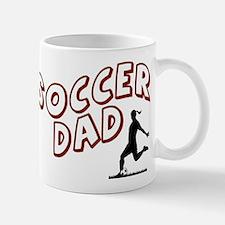 Soccer Dad (daughter) Mugs