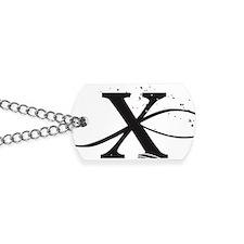 Angelic X Dog Tags